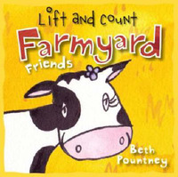 Lift and Count Farmyard Friends by Beth Pountney image