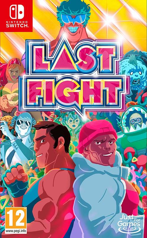 Lastfight for Switch