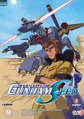 Gundam Seed - Vol 04 Desert Warfare on DVD