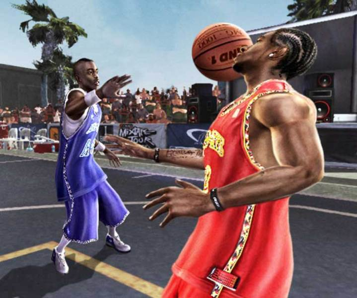 AND 1 Streetball for PlayStation 2 image