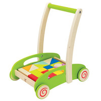 Hape: Block & Roll Walker