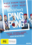 Ping Pong on DVD
