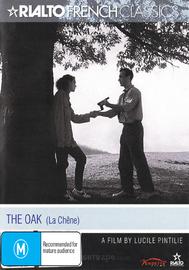 The Oak on DVD image