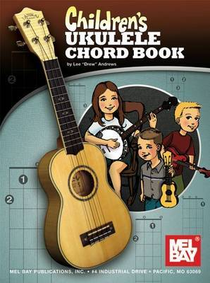 "Children's Ukulele Chord Book by Lee ""Drew"" Andrews image"