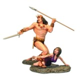 Moebius: 1/8 Conan the Barbarian - Model Kit