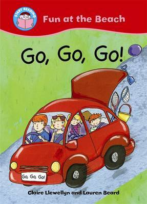 Go, go, go! by Claire Llewellyn image