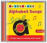 Alphabet Songs by Fiona Pritchard image