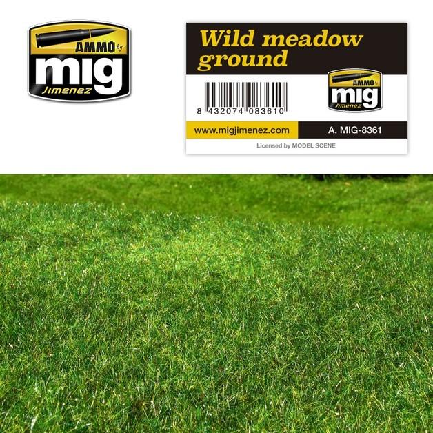 Ammo of Mig Jimenez: Wild Meadow - Ground