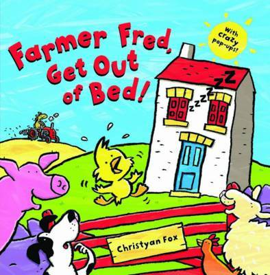 Farmer Fred, Get Out of Bed! image