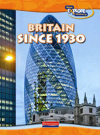 Britain Since 1930 by Jane Shuter image