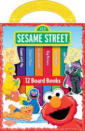 Sesame Street My First Library Set