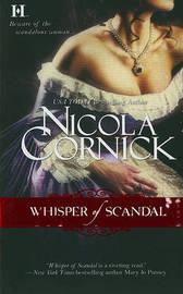 Whisper of Scandal by Nicola Cornick