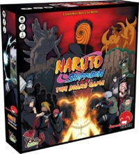 Naruto Shippuden - The Board Game