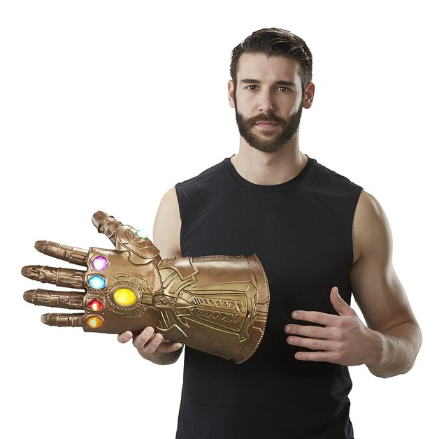 Infinity Gauntlet - Articulated Electronic Fist | at Mighty Ape NZ