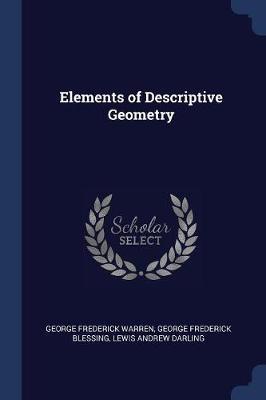 Elements of Descriptive Geometry by George Frederick Warren image