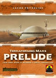 Terraforming Mars: Prelude - Game Expansion