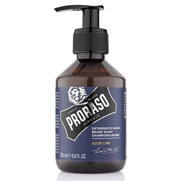 Proraso: Beard Shampoo Azur Lime