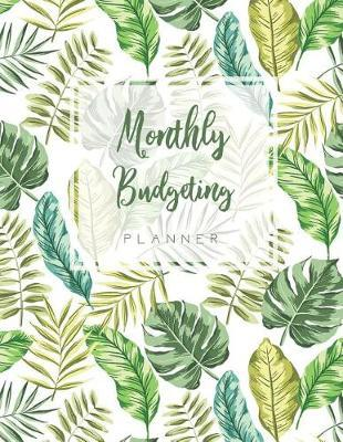 Monthly Budgeting Planner by Michelia Creations