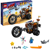 The LEGO Movie 2 - MetalBeard's Heavy Metal Motor Trike! (70834)