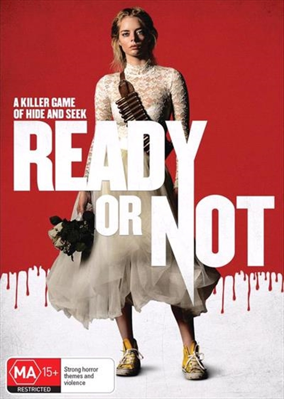 Ready Or Not on DVD