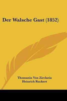 Walsche Gast (1852) image