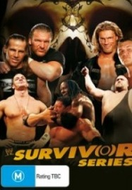 WWE - Survivor Series 2006 on DVD image