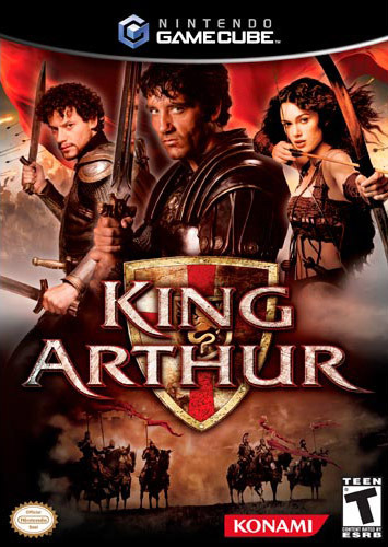 King Arthur for GameCube