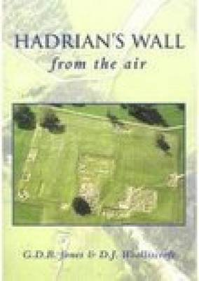 Hadrian's Wall From The Air by G.D.B. Jones image