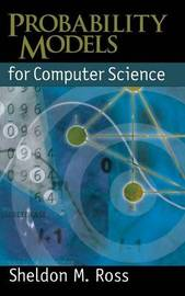 Probability Models for Computer Science by Sheldon M Ross image
