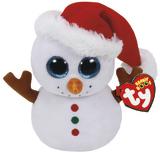 Ty Beanie Boo's - Scoop Snowman