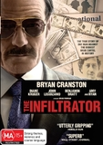The Infiltrator on DVD