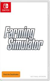 Farming Simulator for Nintendo Switch