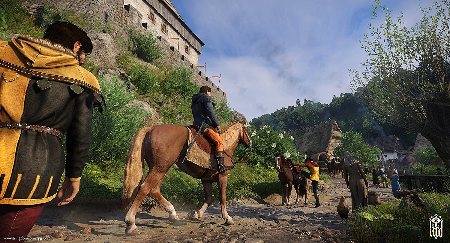 Kingdom Come Deliverance Special Edition for PC Games image