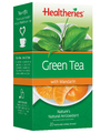 Healtheries Green Tea with Mandarin (Pack of 20)