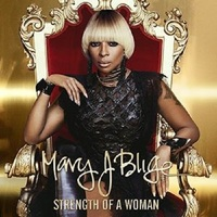 Strength Of A Woman by Mary J. Blige image