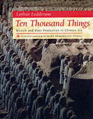 Ten Thousand Things by Lothar Ledderose image