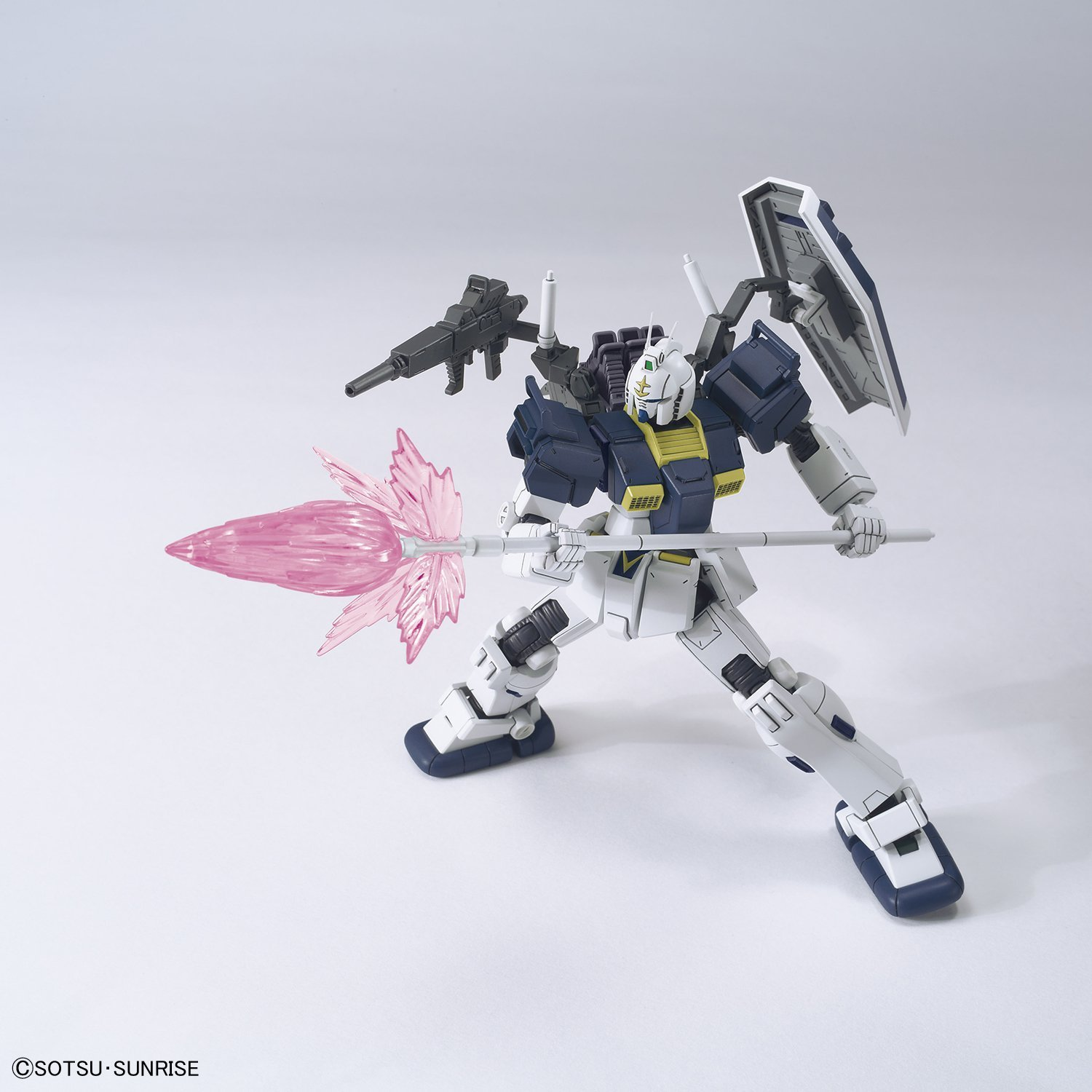 HG 1/144 Ground Type S (Thunderbolt Ver.) - Model Kit image