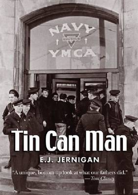 Tin Can Man by E.J. Jernigan image