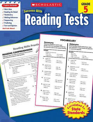 Reading Tests, Grade 5