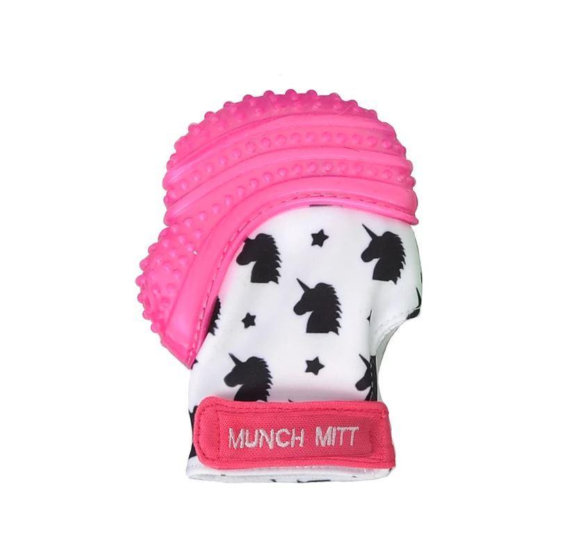 Munch Mitt - Pink Unicorn image