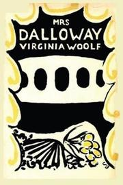 Mrs Dalloway Virginia Woolf - Large Print Edition by Virginia Woolf (**) image