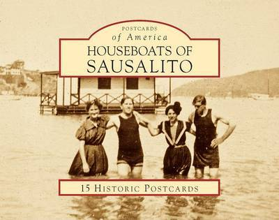 Houseboats of Sausalito, Ca by Phil Frank