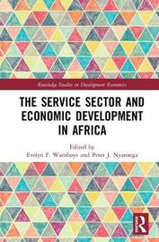 The Service Sector and Economic Development in Africa