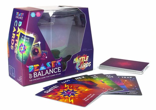 Beasts of Balance: Battle Pack (16 x Cards)