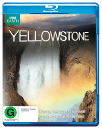 Yellowstone on Blu-ray