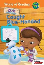Caught Blue-Handed by Sheila Sweeny Higginson