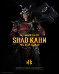Mortal Kombat 11 for PS4 image