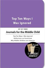 Whiskey River Co: Middle Child Journal
