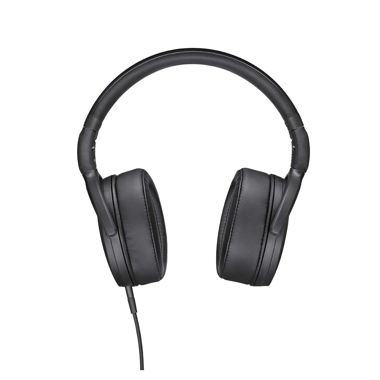 Sennheiser HD 400S Wired Over-Ear Headphones with Mic - Black image
