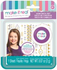 Make It Real: Hair Deco Set - Purple